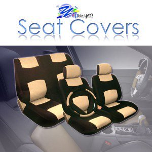 2001 2002 2003 2004 2005 Mitsubishi Eclipse Seat Covers Set ALL FEES INCLUDED! CAYU9102302