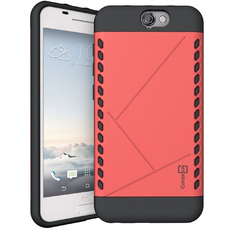 best website 87974 25e42 CoverON HTC One A9 Case, Paladin Series Slim Protective Phone Cover