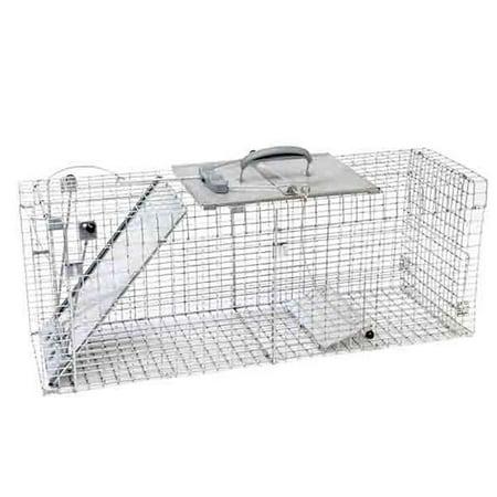 Havahart Cage Trap - Havahart Collapsible Easy Set 1-Door Animal Trap