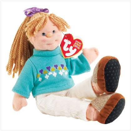 TY Beanie Bopper - COOL CASSIDY, Brand new Ty Beanie Bopper, COOL CASSIDY WITH HANG TAG By Ty beanie baby](Deely Boppers)