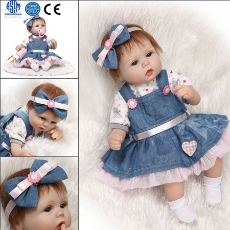 Zimtown Handmade RealLife Baby Dolls 22