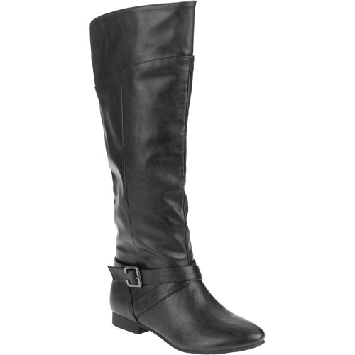 Laundry List Women's Erin Stretch Riding Boot