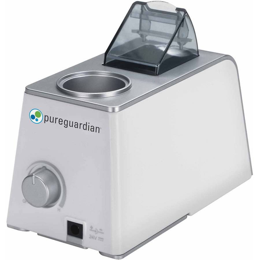 PureGuardian H500 Personal Travel Ultrasonic Cool Mist Humidifier