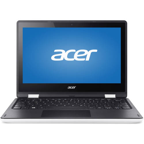 "Acer 11.6"" Aspire R3-131 Laptop PC with Intel Celeron N3150 Processor, 4GB Memory, touch screen, 500GB Hard Drive and Windows 10 Home"