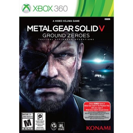 Metal Gear Solid V Ground  Xbox 360