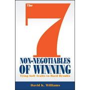 The 7 Non-Negotiables of Winni (Hardcover)