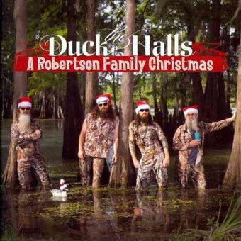 Duck the Halls: A Robertsons Family Christmas (CD) ()