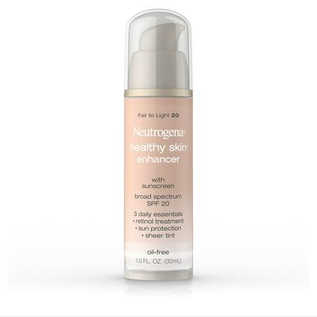 Neutrogena Healthy Skin Enhancer  Broad Spectrum Spf 20   Fair To Light 20  1 Oz