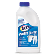 Out White Brite Laundry Whitener, 28 Ounces