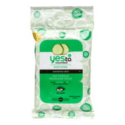 Yes to Cucumbers Eye Makeup Remover Pads 20 Ct