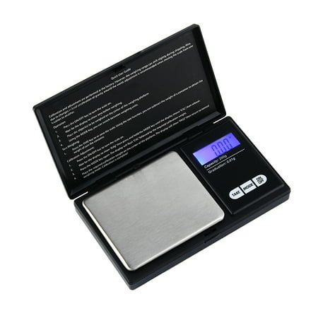 Dilwe Dilwe Portable Digital Scale 200g X 0 01g Jewelry Gold