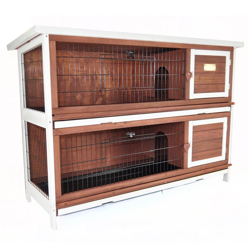 Advantek Duplex Rabbit Hutch by Advantek
