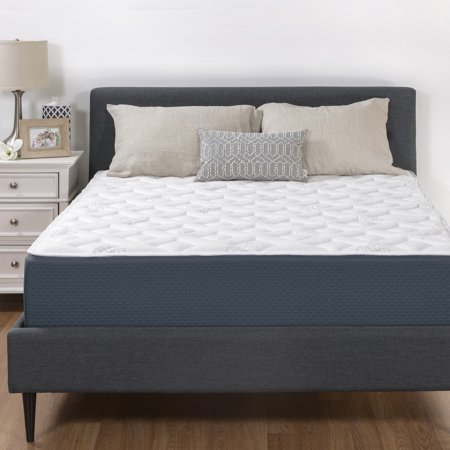 Select Luxury  14-Inch King-size Quilted AirFlow Gel Memory Foam Mattress Set
