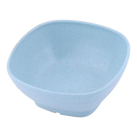 Household Restaurant Kitchen Utensil Oil Sauce Rice Soup Salad Dish Bowl Blue