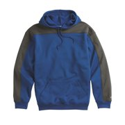 Defender Polyester Hoodie - ROYAL/ GRAPHITE - S BD1466