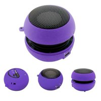 Wired Speaker Portable Multimedia Audio Rechargeable Purple for Samsung Galaxy Tab 4 NOOK 7.0 (SM-T230) 8.0 3 7.0 2 7 10.1 SM-T530 GT-P5210, S8+ S8 S7 S6, S10e S10 Plus On5 Note 4, J7 J3