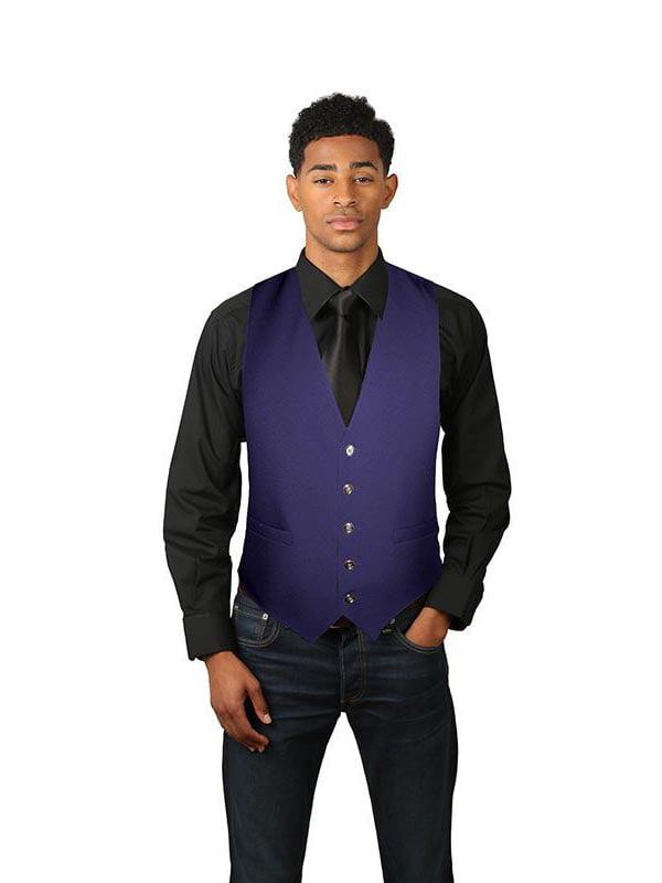Men's Full Back Dress Vest