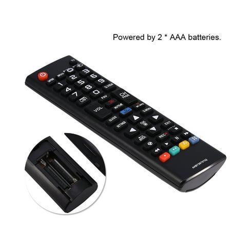 Yosoo Replacement Remote Control for LG AKB73975702 TV, for LG AKB73975702 remote control, replacement remote control - image 1 de 10