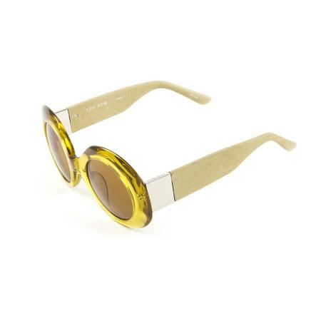 Linda Farrow Women's Round (Linda Farrow Sunglasses Sale)