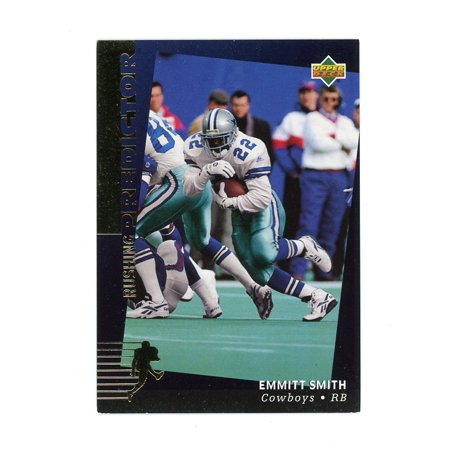 1994 Upper Deck Predictor League Leaders Redemption #R11 Emmitt Smith Card