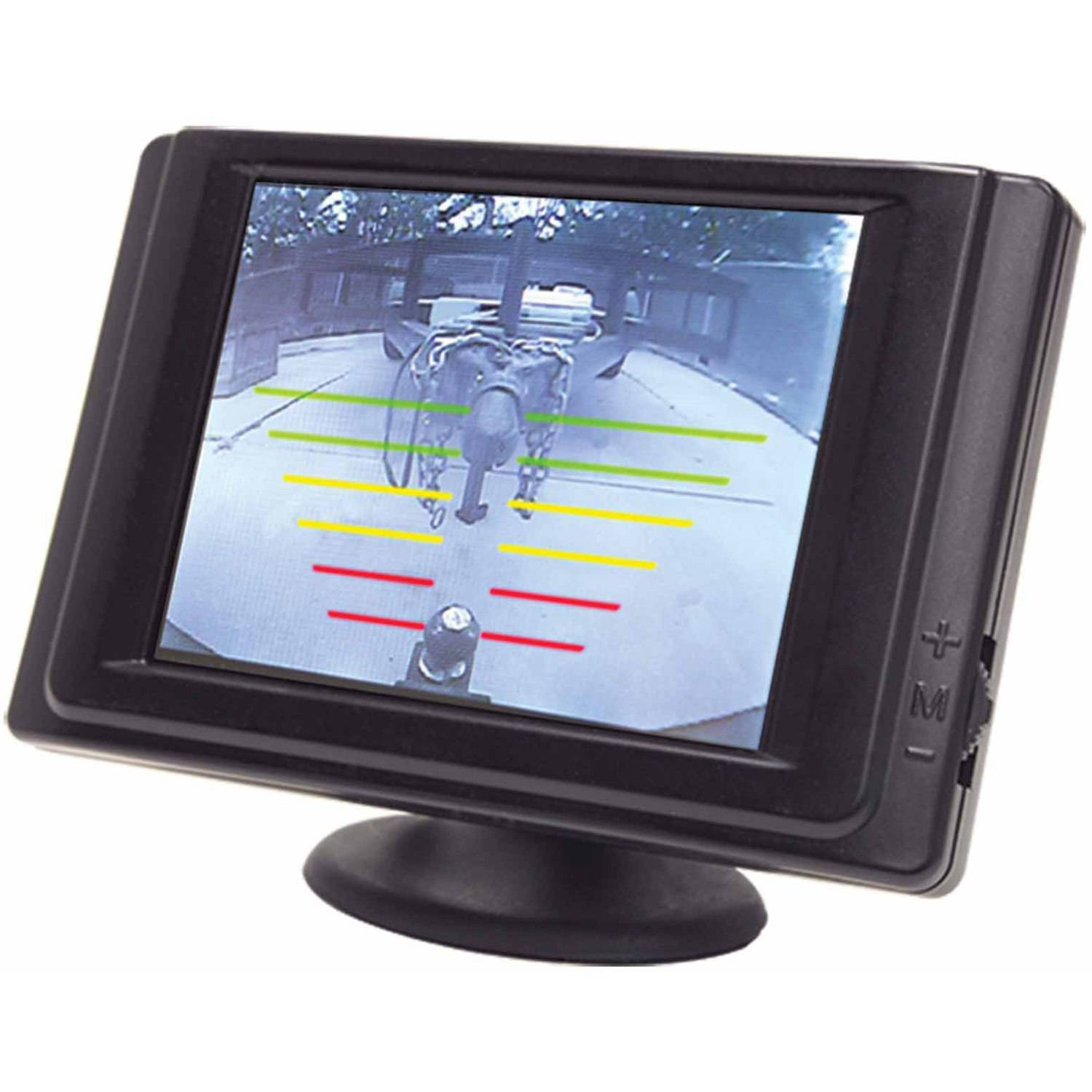 Hopkins Towing Solution 50002 Smart Hitch Camera And Sensor System; w/Smart Zone