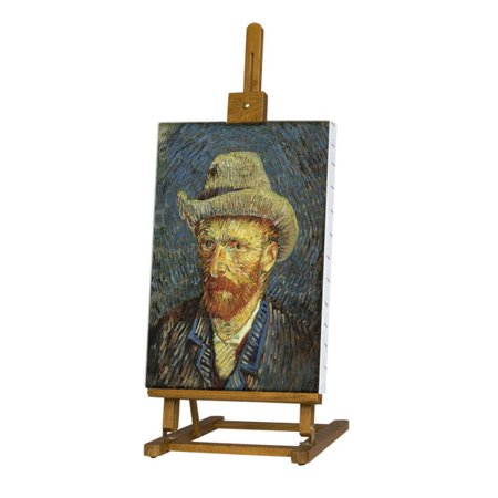 Creative Mark Van Gogh 29 38 Tall Table Top Easel Folding Display