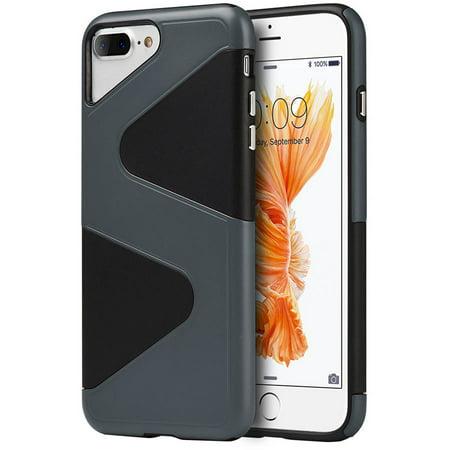 huge selection of ab6ee 51615 Apple iPhone 7 Plus Urban Armor Dual Hybrid Case, Navy Blue