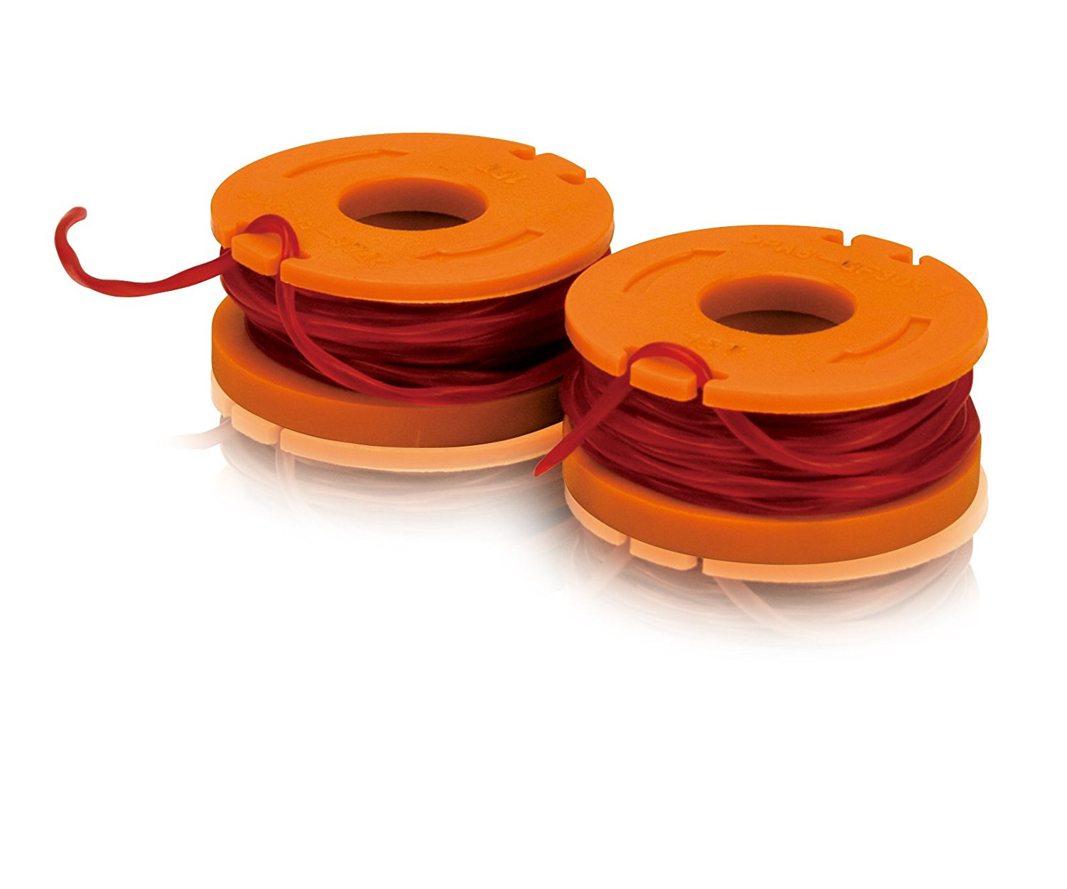 WA0004 Replacement 10-Foot Grass Trimmer Edger Spool Line 2-Pack for WG150s, WG151s,... by