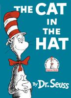 graphic about Dr.seuss Book Covers Printable titled The Cat within the Hat (Hardcover)