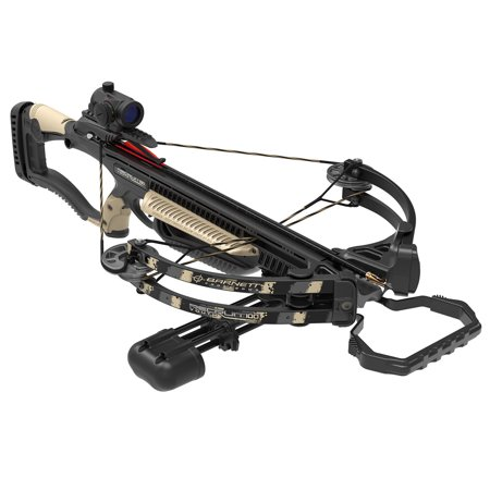 Barnett Youth 100 Recruit Recurve Crossbow, Black thumbnail