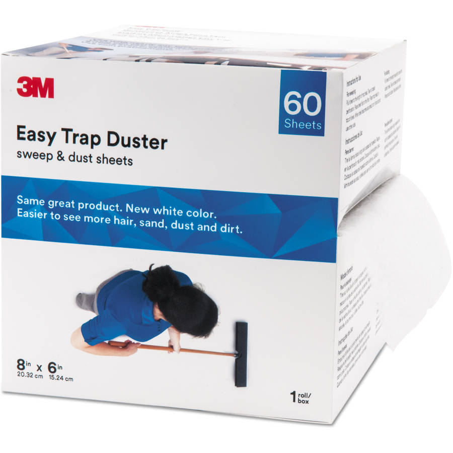3m Easy Trap 8 x 30 Duster, 60 ct