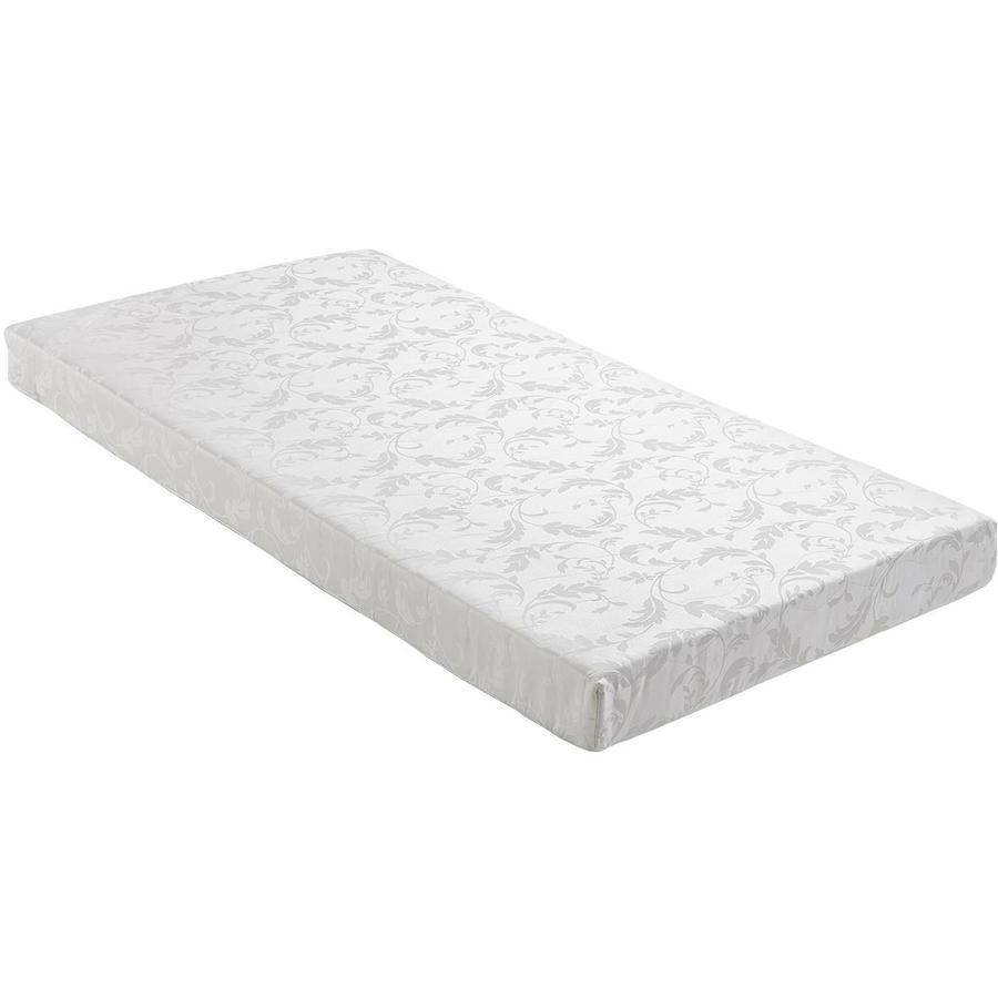 Dorel Home Thermo-Bonded Polyester Core Mattress, Twin