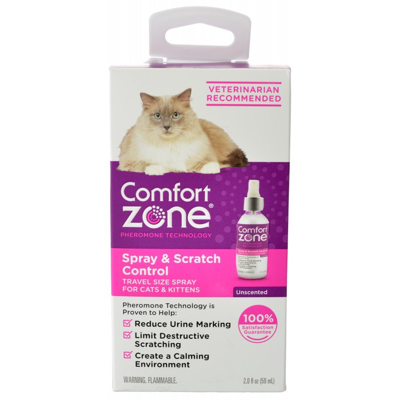 COMFORT ZONE CAT CALMING SPRAY