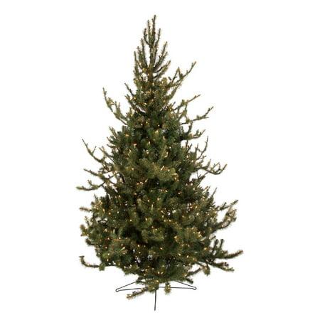 O' Tannenbaum 9' Rocky Mountain Spruce Artificial Christmas Tree with AlwaysLit Technology ()