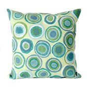 Liora Manne Puddle Dot Indoor/Outdoor Pillow