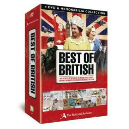 Best of British (DVD)