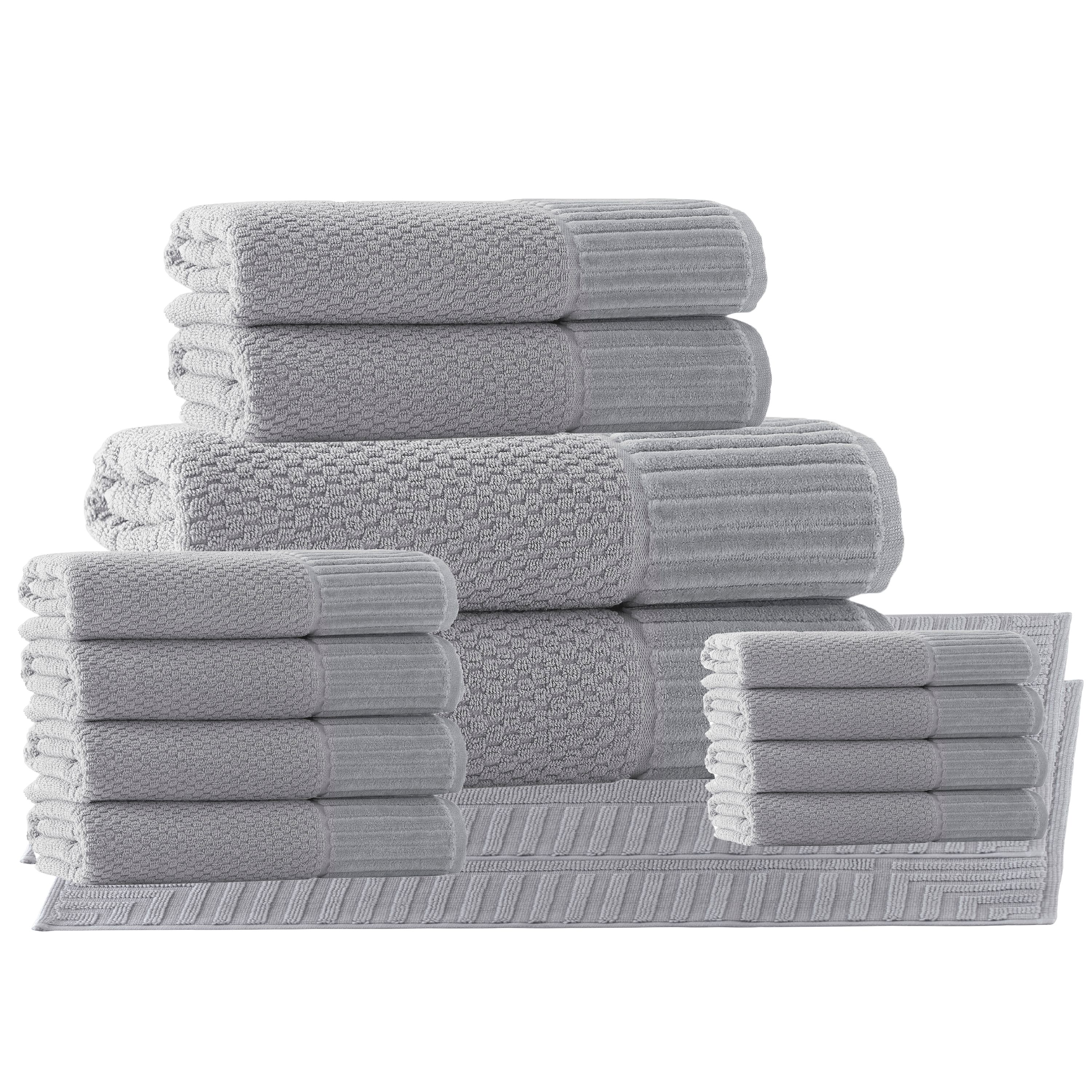 Timaru Towel Set (Set Of 16)