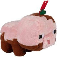 Minecraft Earth Happy Explorer Series 4.5 Inch Plush | Muddy Pig