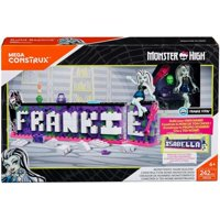 Deals on Mega Construx Monster High Monsterific Name Builder
