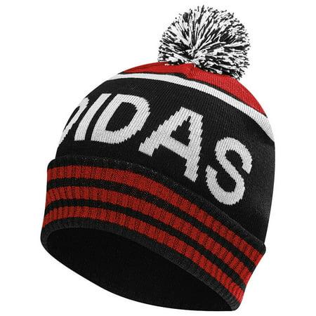 Adidas Pom Pom Beanie Hat 2017 OSFA New - Choose Color!