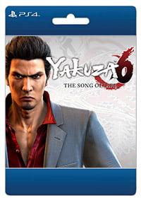 Yakuza 6, Sega, PlayStation, [Digital Download] by Sony
