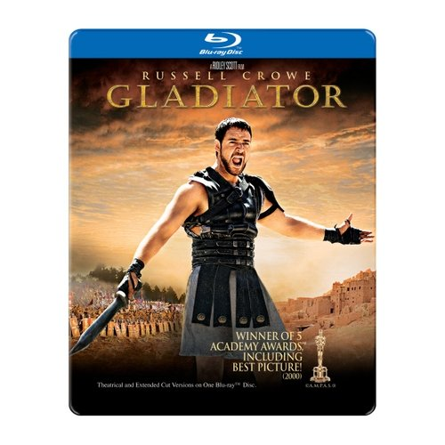Gladiator (Blu-ray) (Steelbook Packaging) (Widescreen)