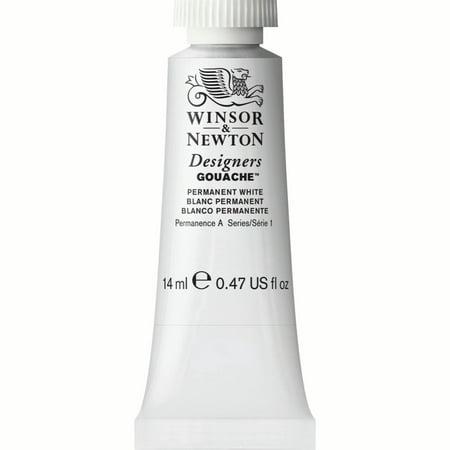 Winsor & NewtonDesigners Gouache Tube, 14ml Permanent White