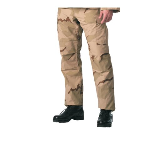 f40fc51e693 Rothco - Tri-Color Desert BDU Pants