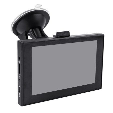 NEW 5 inch GPS Navigation WIFI Android system Dual Map 3D Voice Broadcast Capacitive screen Resolution 800*480 - image 3 de 10