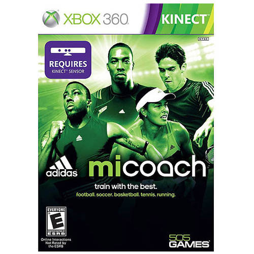 Mi Coach By Adidas (Xbox 360) - Pre-Owned