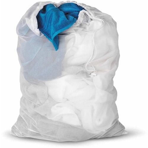 Honey Can Do Mesh Laundry Bag, 2-Pack - Walmart.com