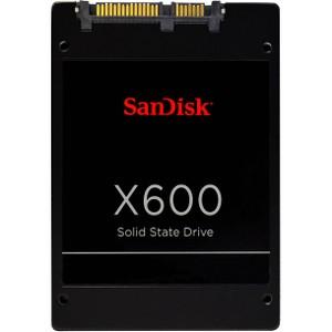 """SanDisk X600 512GB 2.5"""" SATA Internal Solid State Drive - SD9TB8W-512G-1122"""