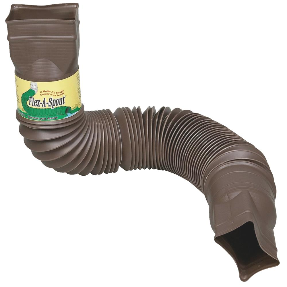 Amerimax Home Products Brown Flex-A-Spout 85019