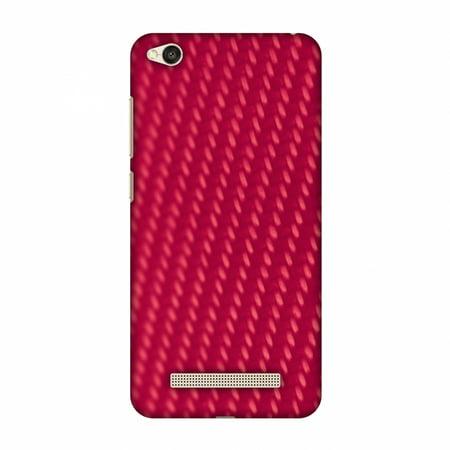 san francisco 0f945 0854d Xiaomi Redmi 4a Case, Premium Handcrafted Printed Designer Hard Snap On  Case Back Cover for Xiaomi Redmi 4a - Carbon Fibre Redux Candy Red 13